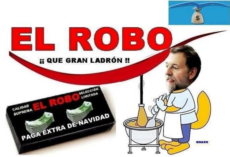 Para Navidad, Mariano recomienda El Robo
