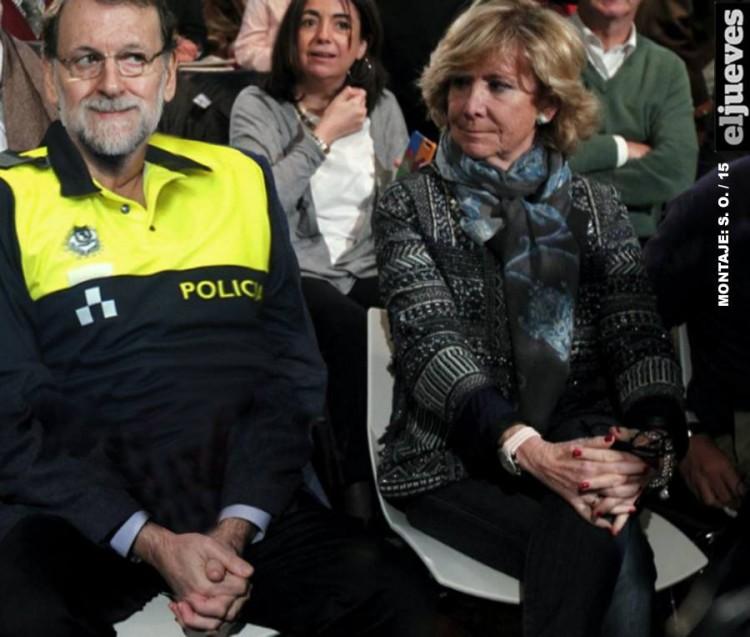 Mariano y Espe