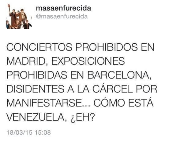 Lo malo de Venezuela