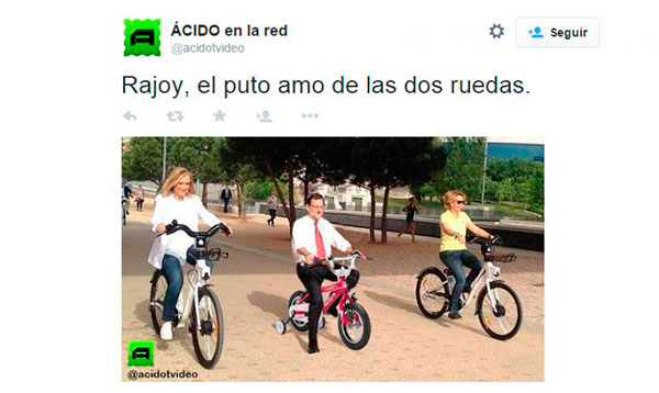 Mariano ciclista