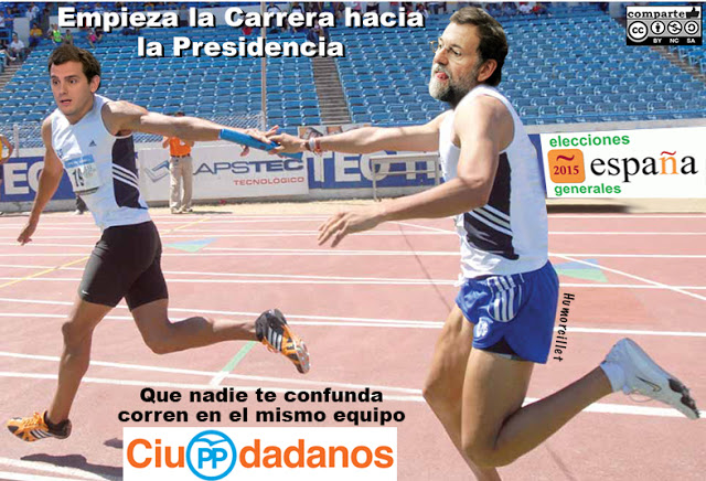 Rivera y Mariano en la carrera a la Presidencia