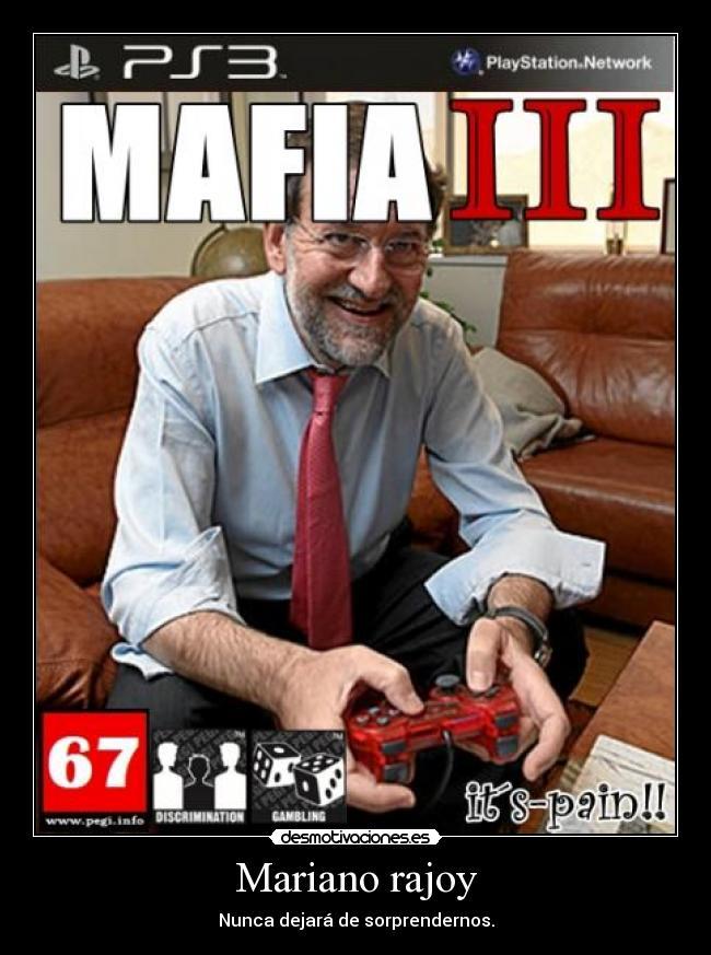 Mariano y Mafia III