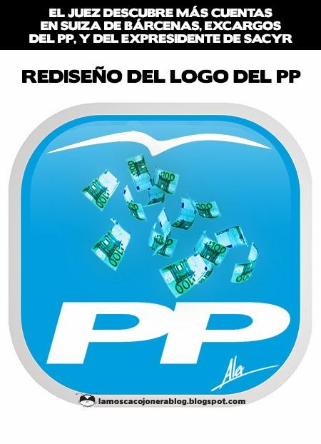 Otro logo del PP