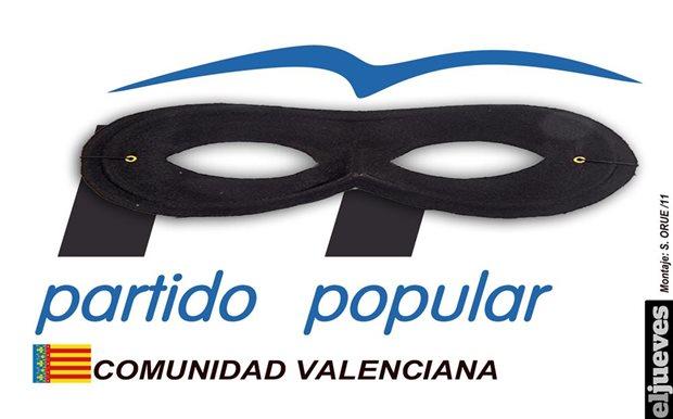 Logo del PP de Valencia