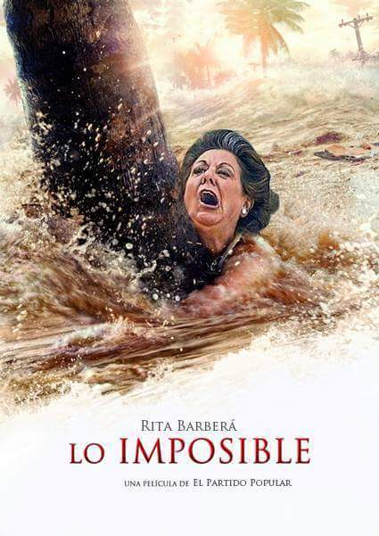 Rita en Lo imposible