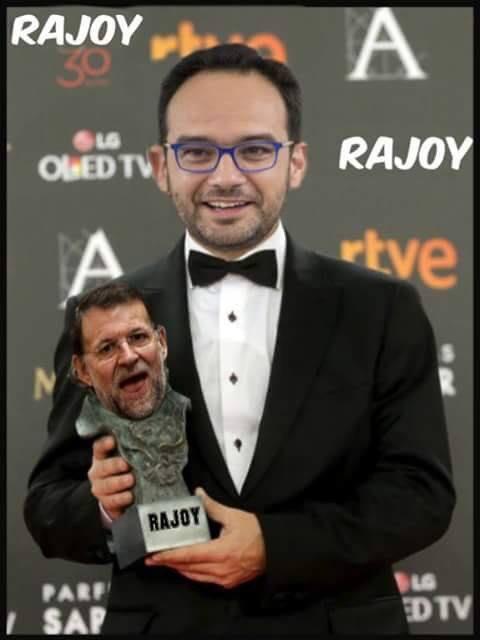 Premio Judas Hiscariote para Antonio Hernando