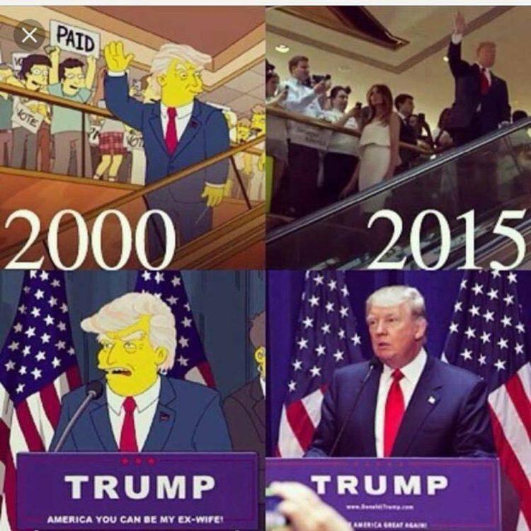 Trump 2000-2015