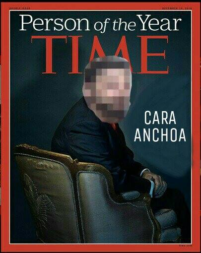 Cara Anchoa - Person of the Year